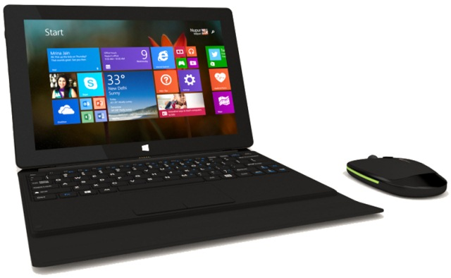 Планшет-трансформер Notion Ink Cain на Windows 8.1 за $330-2