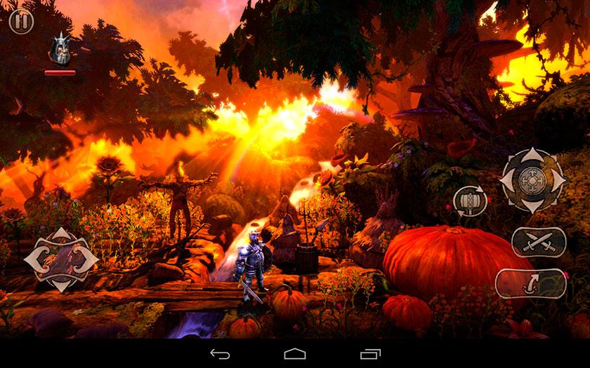 Обзор игрового планшета Nvidia Shield Tablet-14