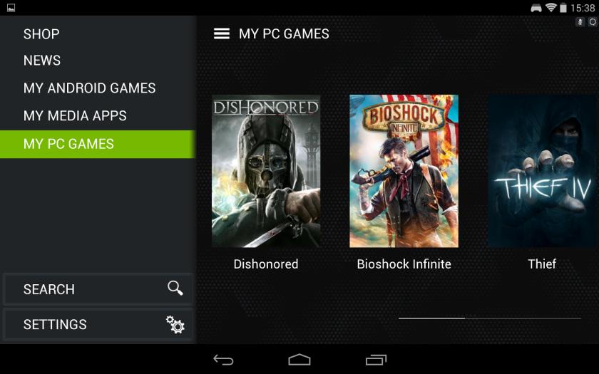 Обзор игрового планшета Nvidia Shield Tablet-25