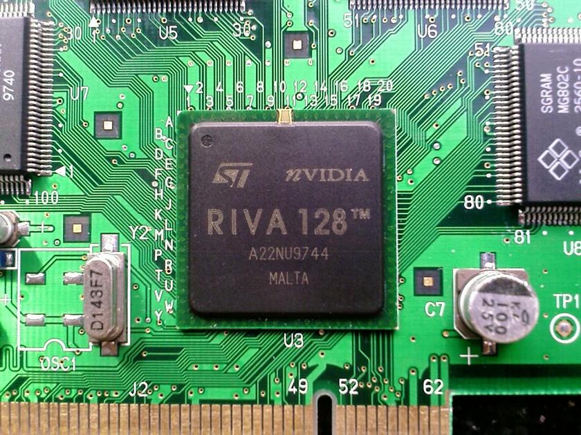 Легенды Силиконовой долины: история NVIDIA-4