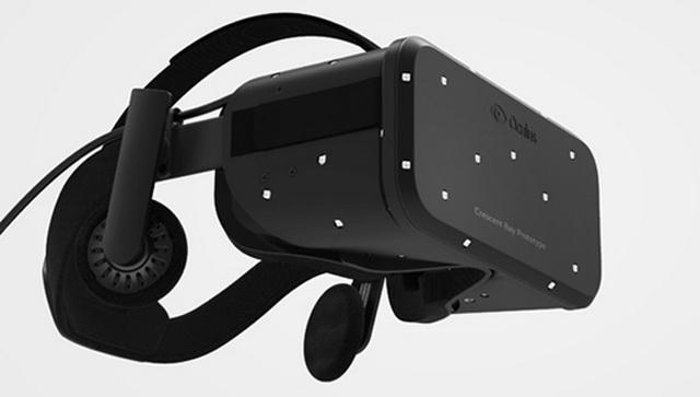 Прототип Oculus Rift Crescent Bay: еще легче, точнее и теперь со встроенным звуком