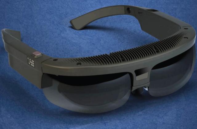Полностью автономные «умные» очки ODG R-7 с мощной начинкой