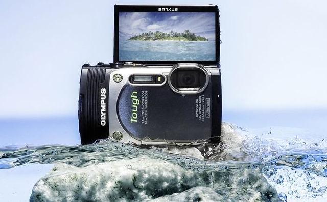 Olympus анонсировала 50х-ультразум Stylus SP-100EE и защищенную камеру Stylus SP-100EE