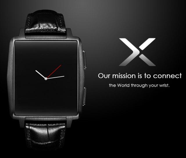 Долгоиграющие «Умные» часы Omate X: просто и со вкусом-2