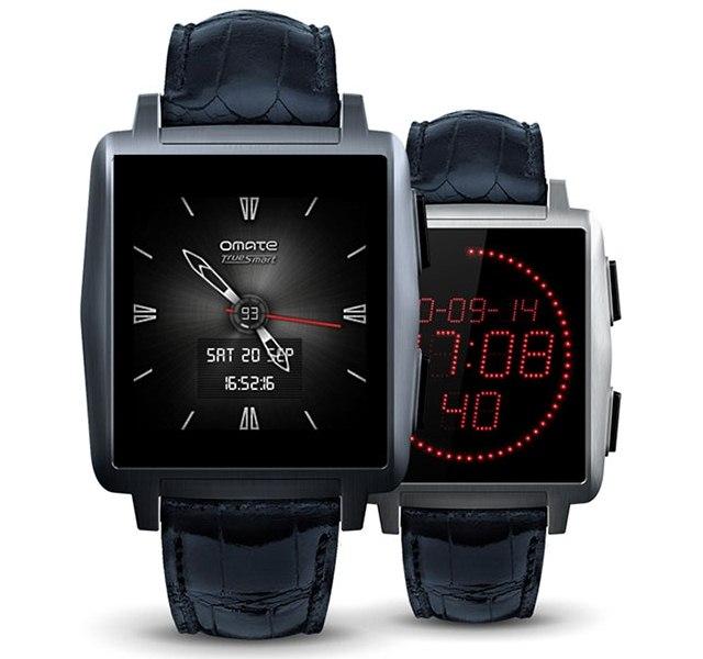 Долгоиграющие «Умные» часы Omate X: просто и со вкусом