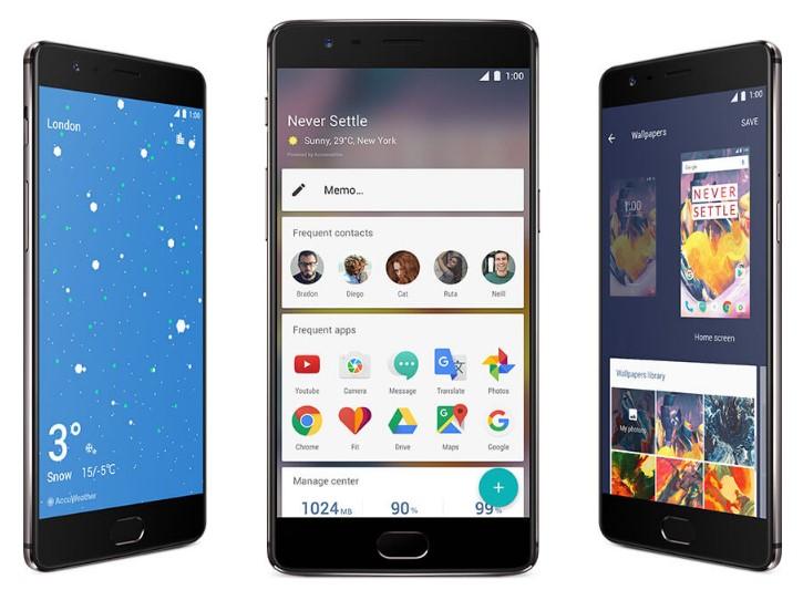 Появилось первое «живое» фото смартфона OnePlus 3T