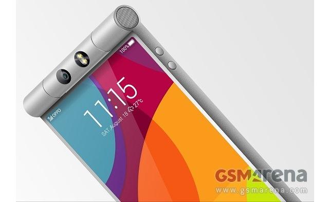 Oppo готовит к выпуску N3 — еще один камерофон с поворотной камерой