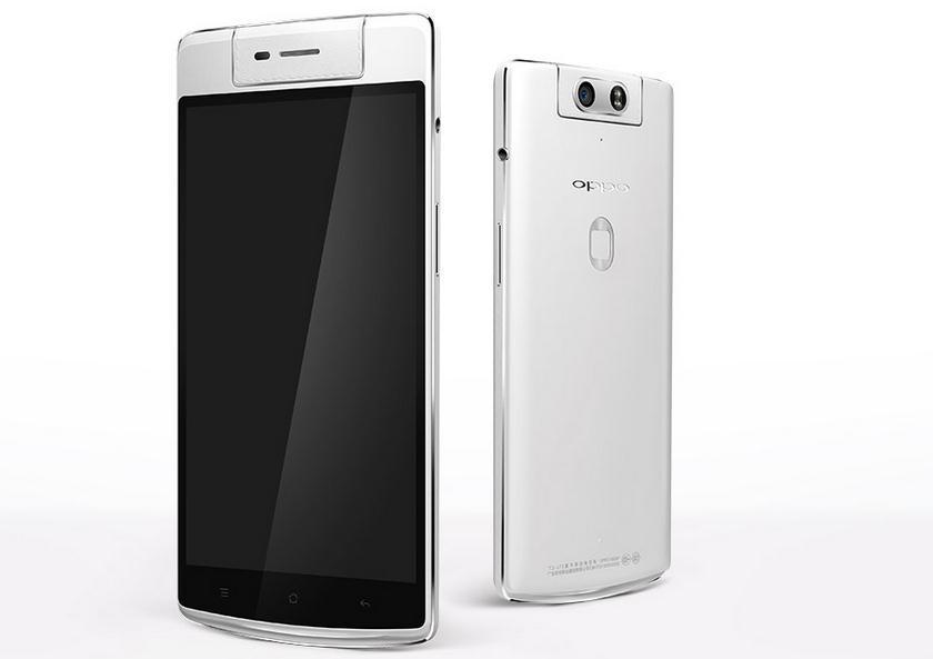 Oppo выпустила камерофон N3 и самый тонкий в мире смартфон R5