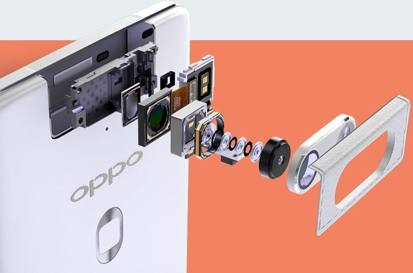 Oppo выпустила камерофон N3 и самый тонкий в мире смартфон R5-2