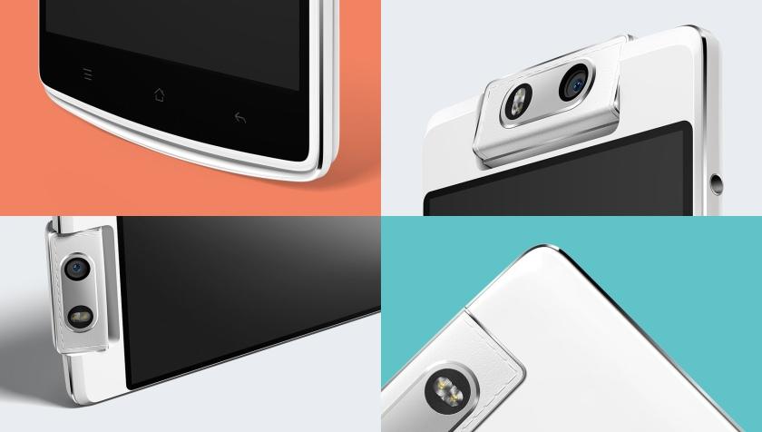 Oppo выпустила камерофон N3 и самый тонкий в мире смартфон R5-3