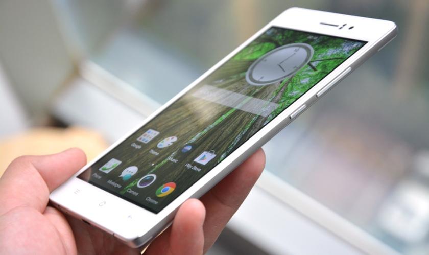 Oppo выпустила камерофон N3 и самый тонкий в мире смартфон R5-5