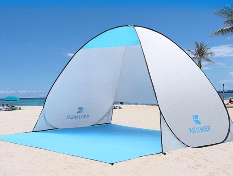 Палатка для пляжа
