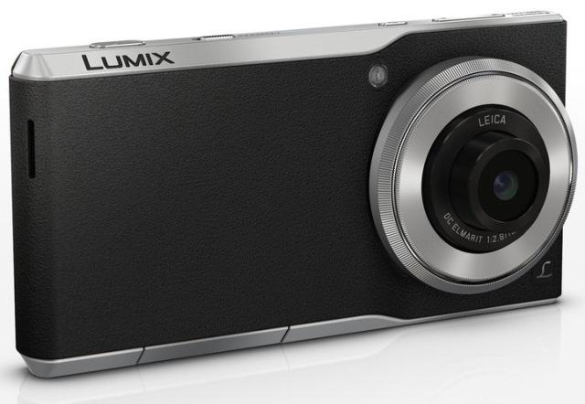 Гибрид смартфона и камеры Panasonic CM1 с дюймовой матрицей и оптикой Leica-2
