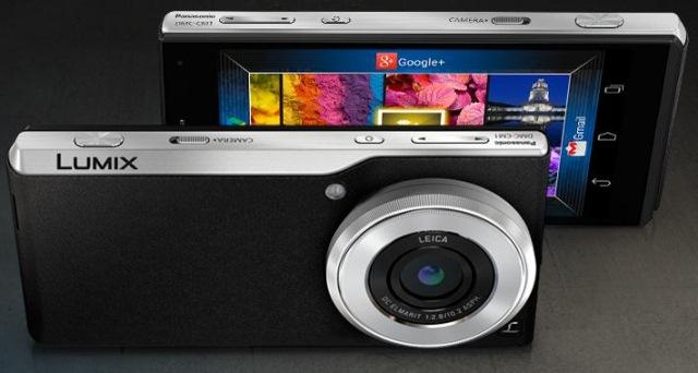 Гибрид смартфона и камеры Panasonic CM1 с дюймовой матрицей и оптикой Leica-3