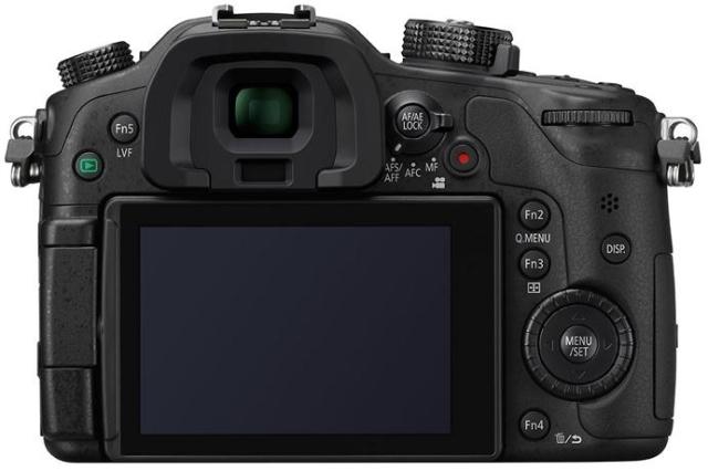 Беззеркальная камера Panasonic Lumix DMC-GH4 с возможностью видеозаписи в 4K-2