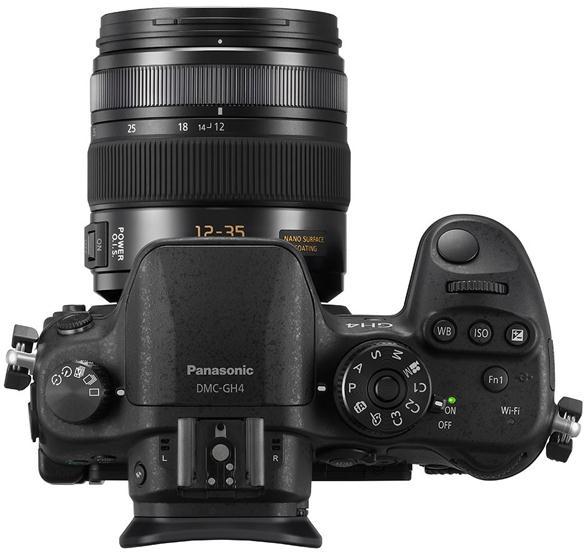 Беззеркальная камера Panasonic Lumix DMC-GH4 с возможностью видеозаписи в 4K-3