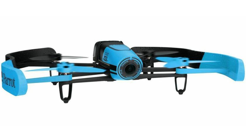 Квадрокоптер Parrot Bebop с оптикой «Fisheye» и возможностью съемки в FullHD в продаже с декабря