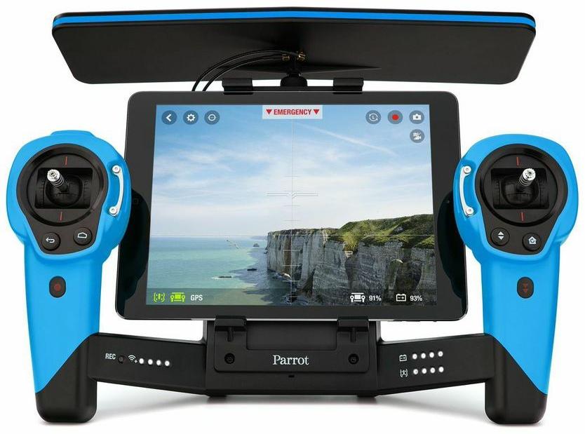 Квадрокоптер Parrot Bebop с оптикой «Fisheye» и возможностью съемки в FullHD в продаже с декабря-3