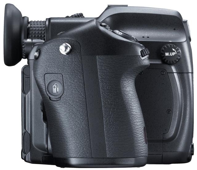 Ricoh анонсировала среднеформатную камеру Pentax 645Z-4