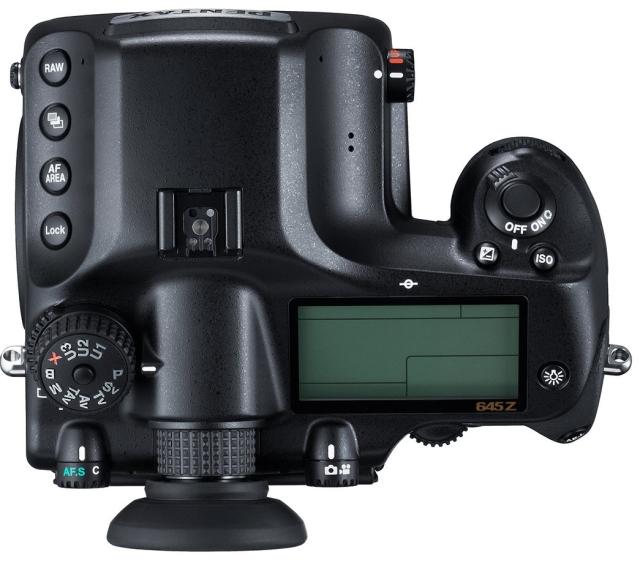Ricoh анонсировала среднеформатную камеру Pentax 645Z-6