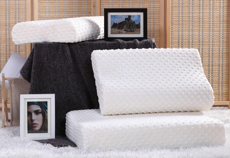 Подушка, запоминающая форму