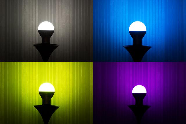 Дом голубого света. Обзор светодиодной лампы Prestigio Smart Color LED Light