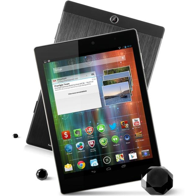 Android Diamond: Android-планшеты Prestigio MultiPad 4 Diamond 7.85 и