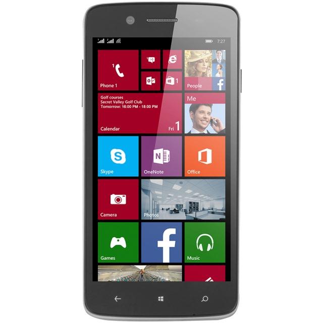 Prestigio MultiPhone 8500 DUO: 5-дюймовый IPS-дисплей и Windows Phone 8.1 за 2100 грн