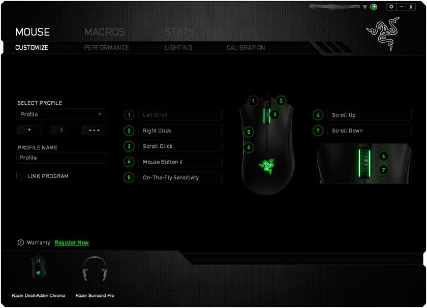 Обзор геймерской мышки Razer DeathAdder Chroma: с обновленным сенсором и RGB-подсветкой-11