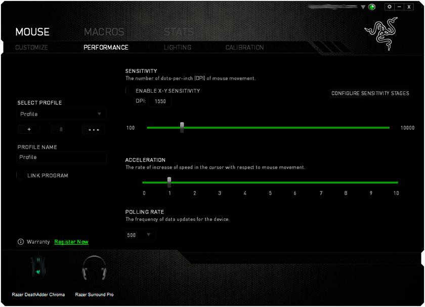 Обзор геймерской мышки Razer DeathAdder Chroma: с обновленным сенсором и RGB-подсветкой-12