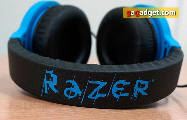 Голубой кракен: обзор игровой гарнитуры Razer Kraken Pro Neon-6