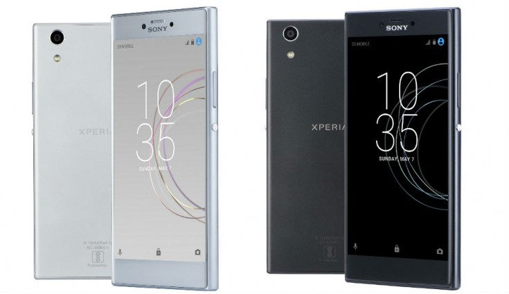 Сони  анонсировала дешевые  мобильные телефоны  Xperia R1 иR1 Plus
