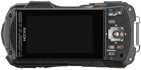 Ricoh анонсировала всепогодные компактные камеры WG-30 и WG-30W-3
