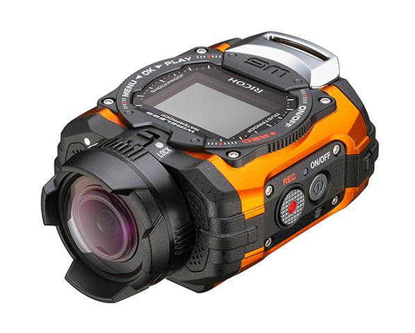 Ricoh WG-M1: брутальная экшн-камера для экстремального отдыха-2