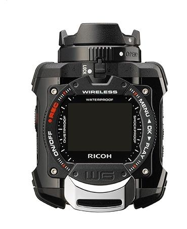 Ricoh WG-M1: брутальная экшн-камера для экстремального отдыха-3