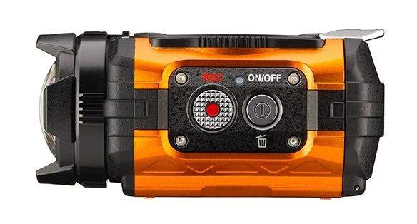 Ricoh WG-M1: брутальная экшн-камера для экстремального отдыха-4