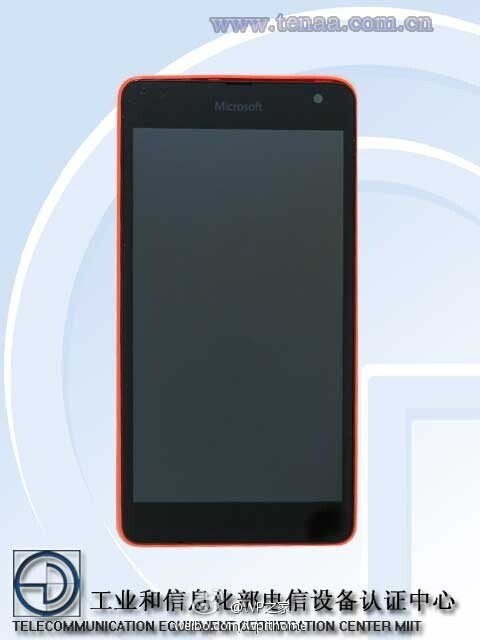 RM-1090 — первый смартфон Lumia под брендом Microsoft