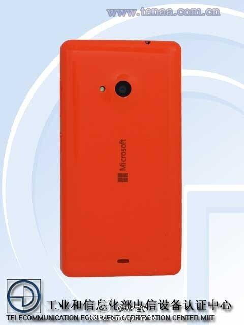 RM-1090 — первый смартфон Lumia под брендом Microsoft-2