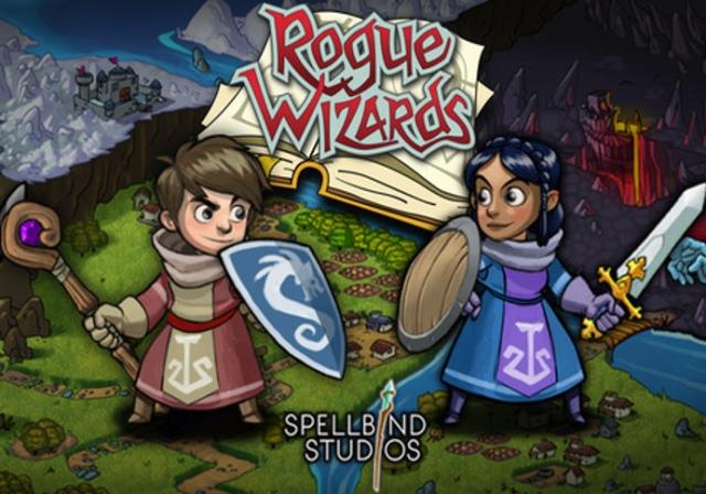 Spellbind Studios собирают деньги на кроссплатформенную RPG Rogue Wizards