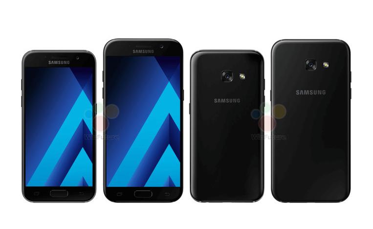 Объявлена дата анонса смартфонов Samsung Galaxy A 2017 года