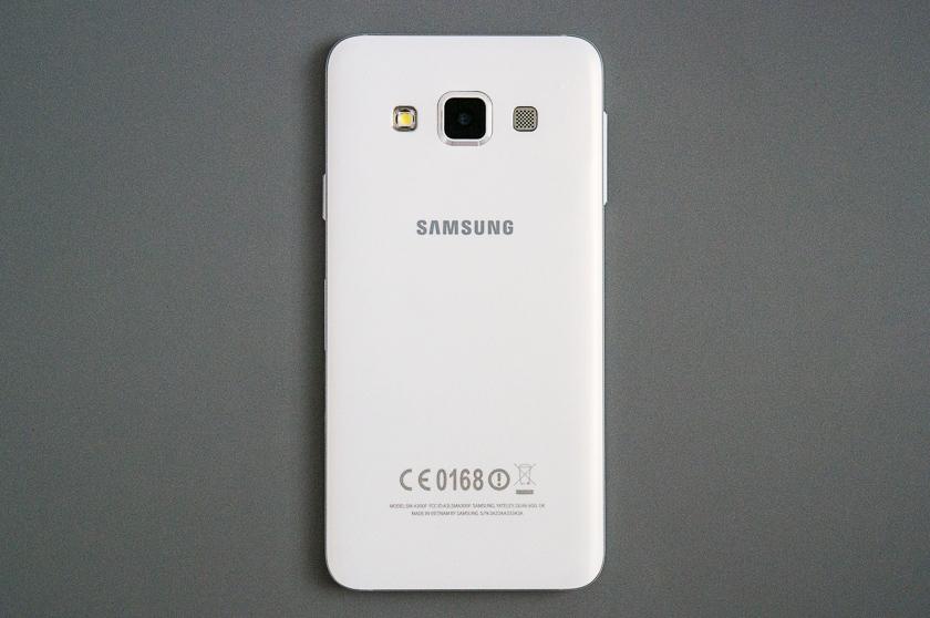 В красивой обёртке. Обзор Android-смартфона Samsung Galaxy A3-3
