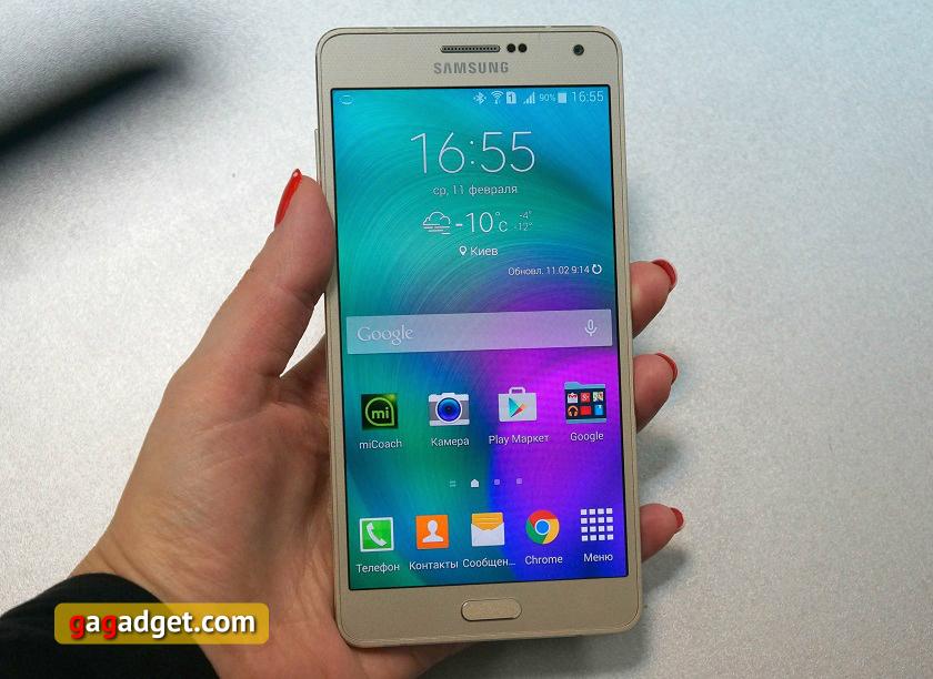 Samsung Galaxy S8 характеристики фото цены и отзывы о