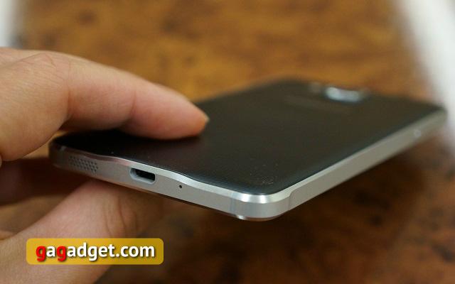 Обзор Samsung Galaxy Alpha-3