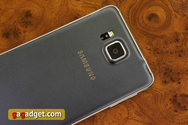 Обзор Samsung Galaxy Alpha-6