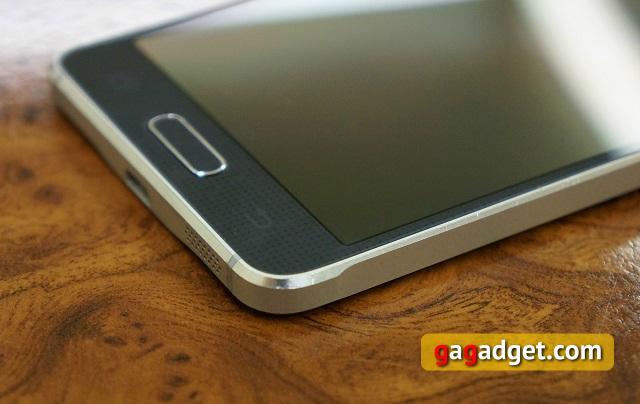 Обзор Samsung Galaxy Alpha-7