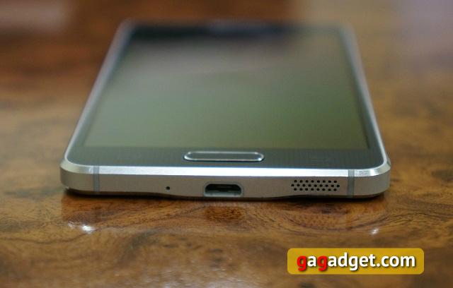 Обзор Samsung Galaxy Alpha-2