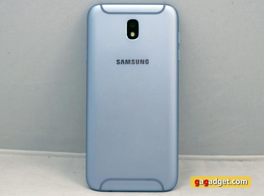 Обзор Samsung Galaxy J7 (2017): скромняга с амбициями-10