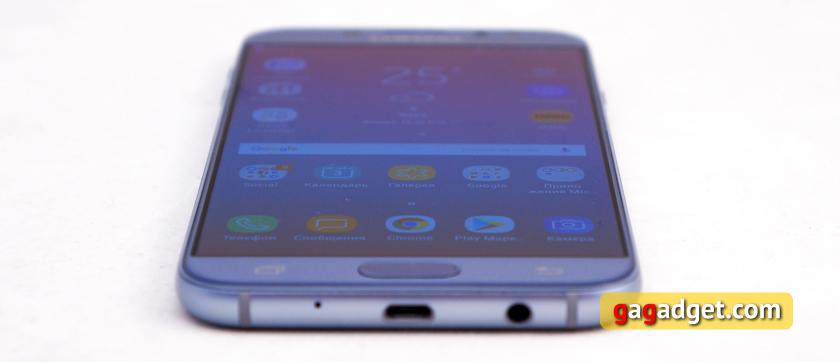 Обзор Samsung Galaxy J7 (2017): скромняга с амбициями-14