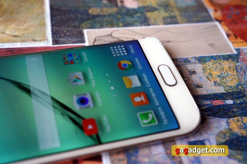 Обоюдоострый: обзор Samsung Galaxy S6 Edge-8