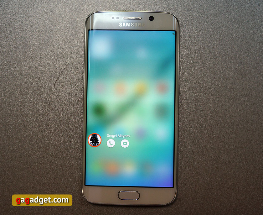 Обоюдоострый: обзор Samsung Galaxy S6 Edge-4